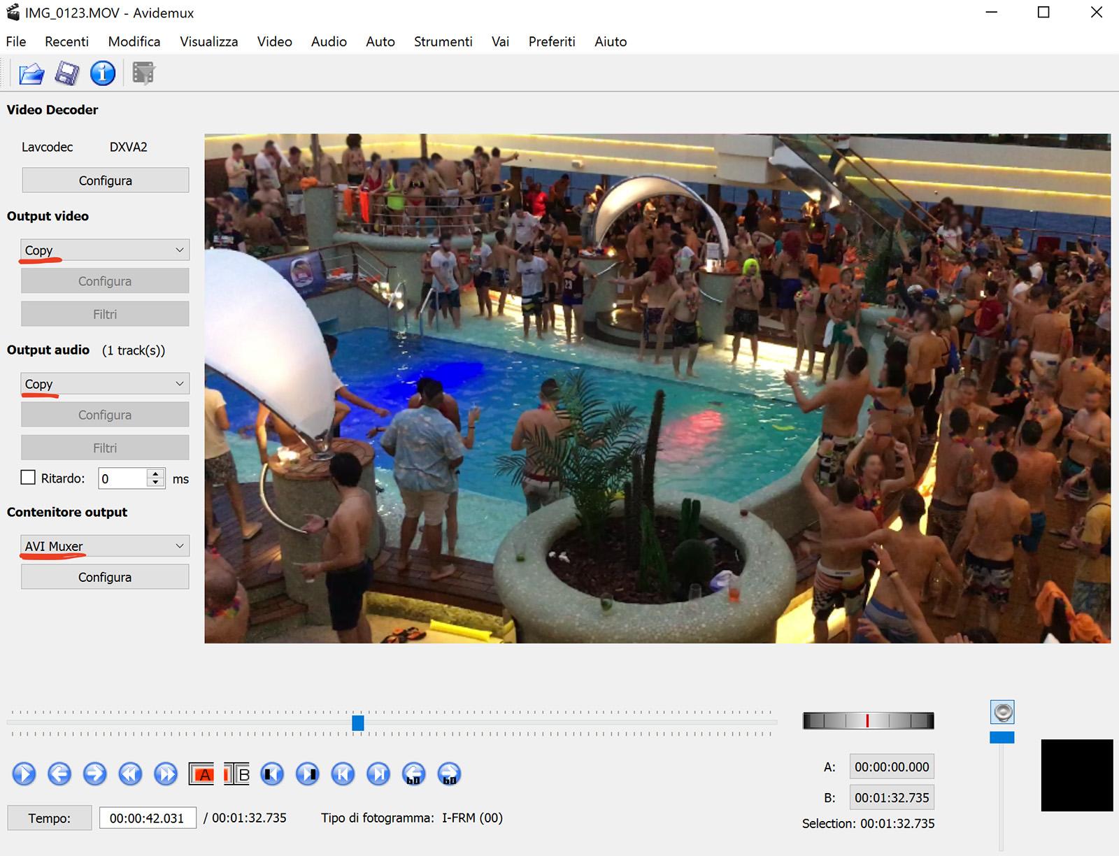 Da MKV a AVI – Come convertire i nostri filmati gratis