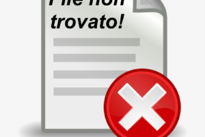 Come fare per recuperare file cancellati
